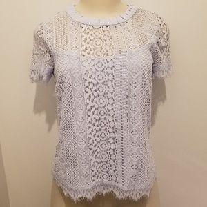 Lauren Conrad lace top